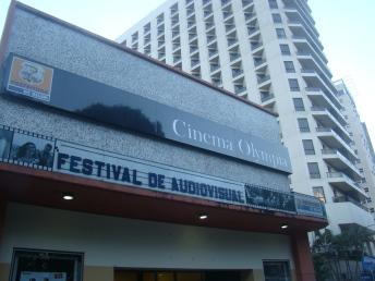 Festival de Audiovisual de Belém 2013. Foto: Everton Pereira.