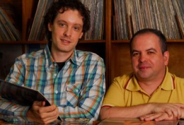 Vincent e Guilherme
