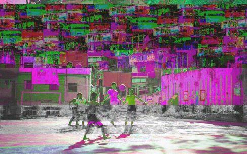Imagem: Reprodução/ Tumblr Favela Wave
